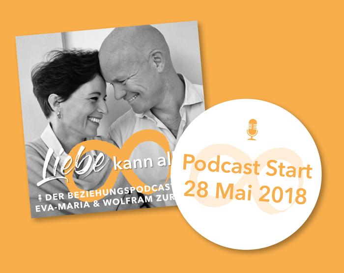 Podcast von Eva-Maria und Wolrfram Zurhorst